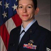 NCO: TSgt Rebecca Sargent
